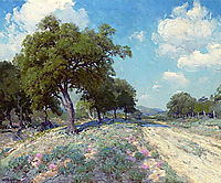 Road through the Trees, 1915, onderdonk