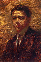 Self Portrait, 1902, onderdonk