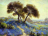 A Spring Morning, 1913, onderdonk