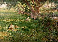 Springtime, 1901, onderdonk