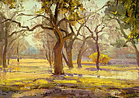 Sunlight after Rain, 1921, onderdonk