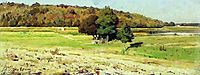 Autumn landscape, orlovsky