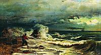 Breaking waves, orlovsky