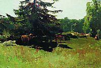 Edge of a wood, c.1888, orlovsky