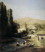 Kislovodsk, 1883, orlovsky