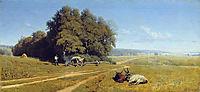 Landscape, 1882, orlovsky