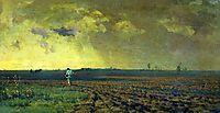 Sowing, 1874, orlovsky