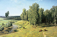 Summer day, orlovsky