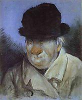 Portrait of the Architect Giacomo Quarenghi, 1811, orlowski