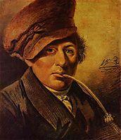 Portrait of K. I. Seidel, 1820, orlowski