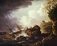 Shipwreck, c.1809, orlowski