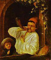 A Baker, ostadeadriaen