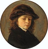 Portrait of a Boy, ostadeadriaen