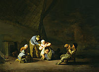 Quarrel, c.1640, ostadeadriaen