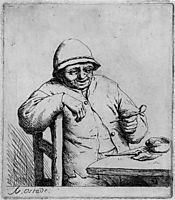 Smiling Smoker, ostadeadriaen