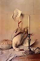 The White Duck, 1753, oudry