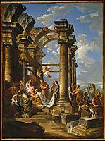The Adoration of the Magi, 1757, panini