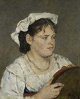 Dutch girl, 1880, pantazis