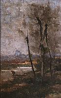 Landscape, pantazis