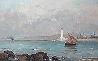 Lighthouse of Marseille, pantazis