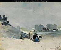On The Beach, Ostend, pantazis