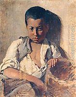 Portrait Of A Boy , pantazis
