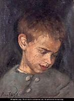 Portrait Of A Boy, pantazis