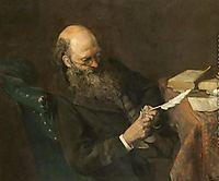 The writer, pantazis