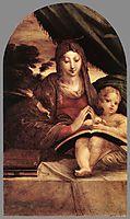 Madonna and Child, c.1525, parmigianino