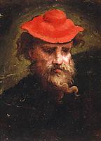 Self Portrait, 1540, parmigianino