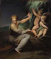 St. Catherine, parmigianino