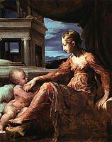 Virgin and Child, 1527, parmigianino