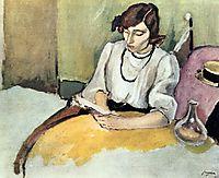 Portrait of Hermine David, 1910, pascin