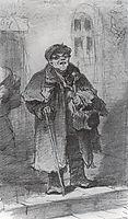 By train , 1879, perov