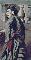 Cossack , 1873, perov