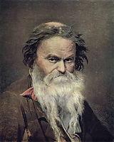 Fomushka-owl , 1868, perov