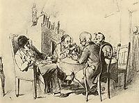 Policy , 1863, perov