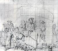 Regular pool , 1865, perov