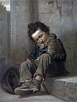 Savoyard, 1864, perov