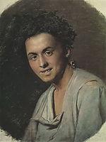 Small seventeen (baker) , 1869, perov