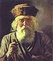 Wanderer , 1859, perov