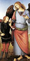 Archangel Raphael with Tobias, c.1500, perugino