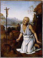 BenderSt .Jerome, 1502, perugino