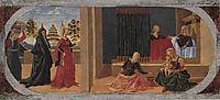 Birth of the Virgin, 1473, perugino