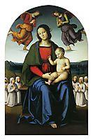 Madonna ofConsolation, 1498, perugino