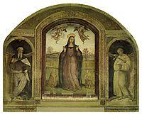 Madonna delle Grazie, 1522, perugino