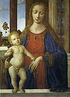 Madonna with Child, 1473, perugino