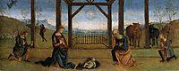 Paladi Corciano(Nativity), 1513, perugino