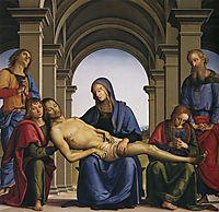 Pieta, 1495, perugino