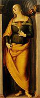 Polyptych Annunziata (St. Illuminata), perugino